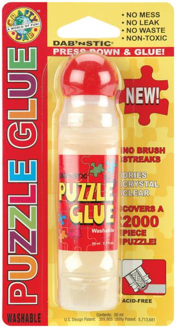 Washable Puzzle Glue-1.7oz -59701 - 014137597012