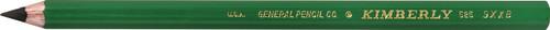Kimberly Graphite Drawing Pencils 12/Pkg-5259XXB