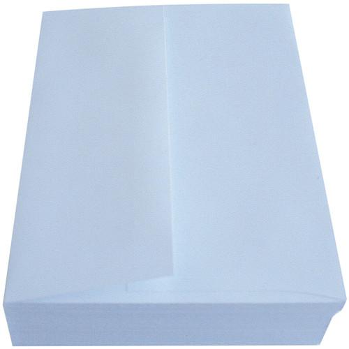 "Leader A2 Envelopes (4.375""X5.75"") 50/Pkg Peggable-White -LERC600"