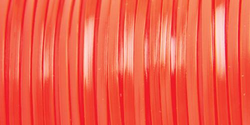"Rexlace Plastic Lacing .0938""X100yd-Neon Orange -RX100-27 - 725879200275"
