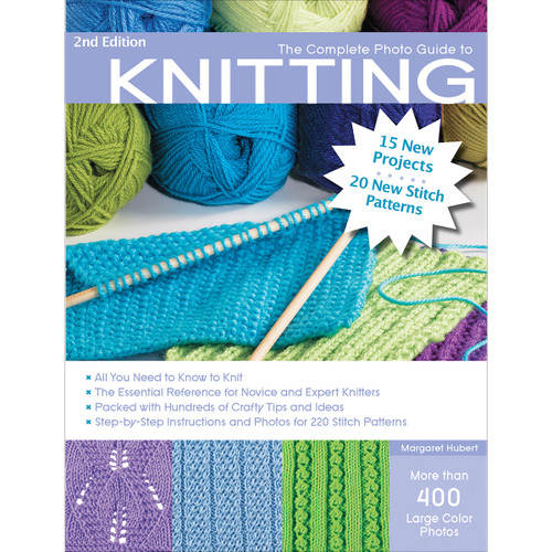 Creative Publishing International-The Complete Photo Guide To Knitting -CPI-38206 - 9781589238206