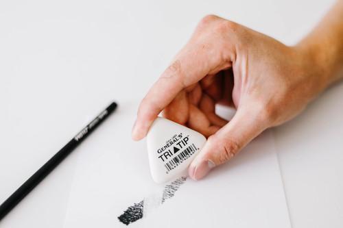 Factis Pen Style Mechanical Eraser Refills 3/Pkg-BM2-3RBP