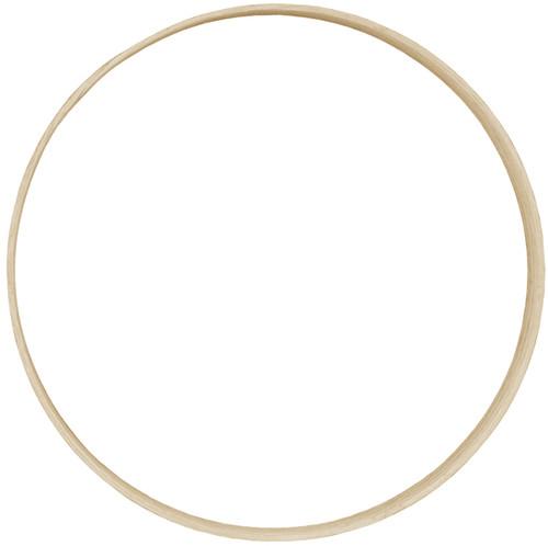 """Round Basketry Hoop-10""""X.75"""" -HOS1034 - 752303122483"""
