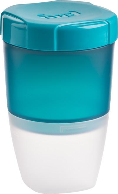 Yogurt & Granola Container W/Ice Lid-Blue -38909326