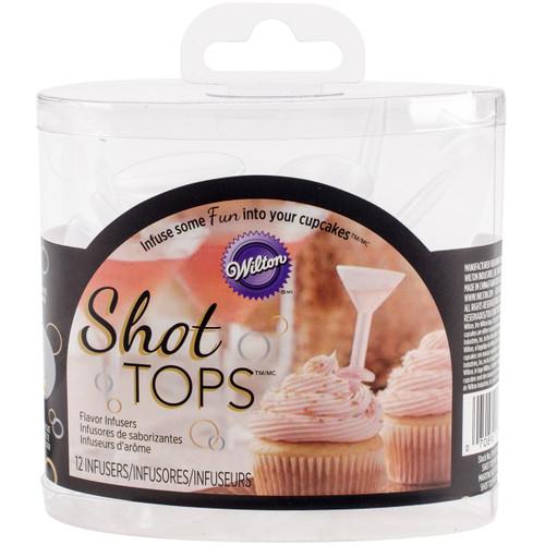 Shot Tops 12/Pkg-Martini Glass -W4157183 - 070896171832