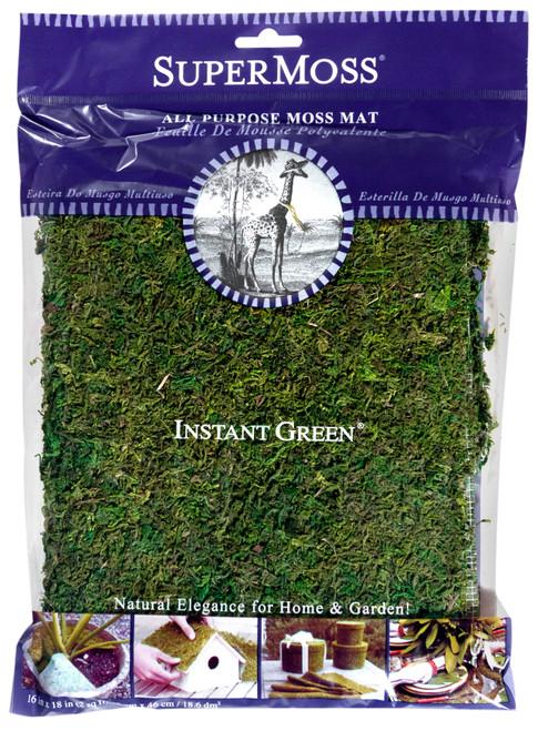 """Super Moss Moss Mat 18""""X16""""-Green -FS22420 - 759834224204"""