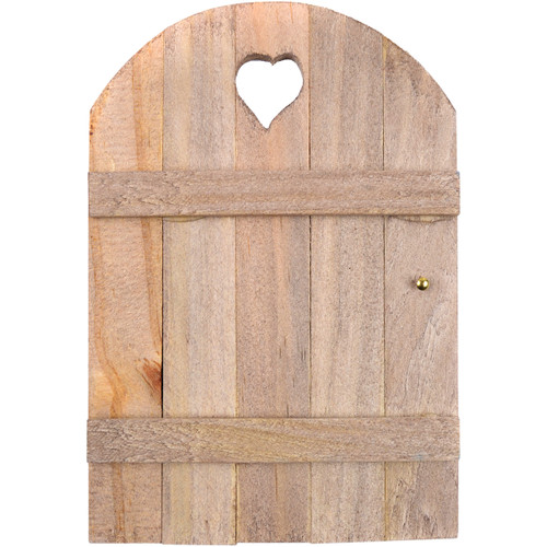 Fairy Garden Door -Wood -MD50552