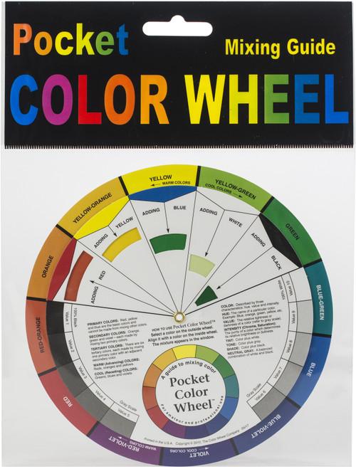 """Pocket Color Wheel-5.125"""" -3501 - 088107235013"""
