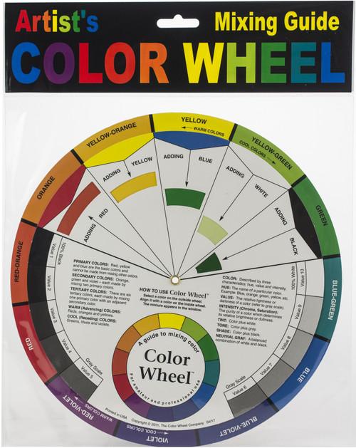 """Color Wheel-9.25"""" -3451 - 088107234511"""