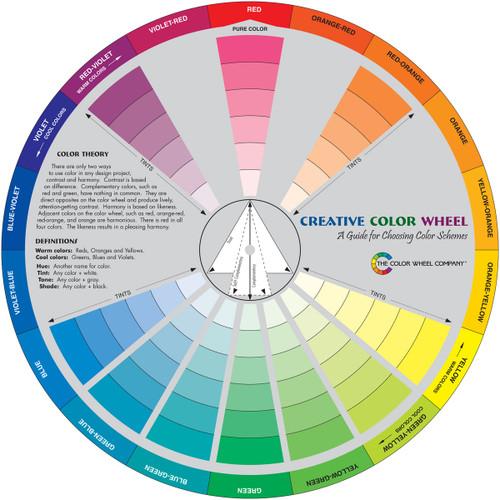 """Creative Color Wheel-9.25"""" -3389 - 088107633895"""