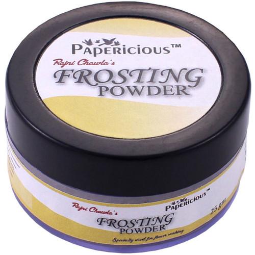Rajni Chawla Paperlicious Frosting Powder-.88oz -PGM15016 - 817550020811