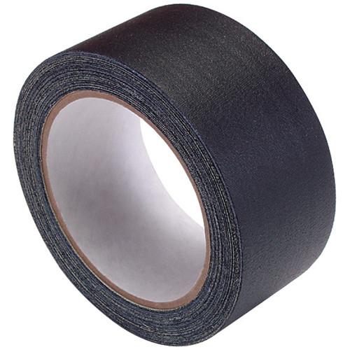 """Lineco Self-Adhesive Book Repair Tape-Black 2""""X15yd -5501505"""