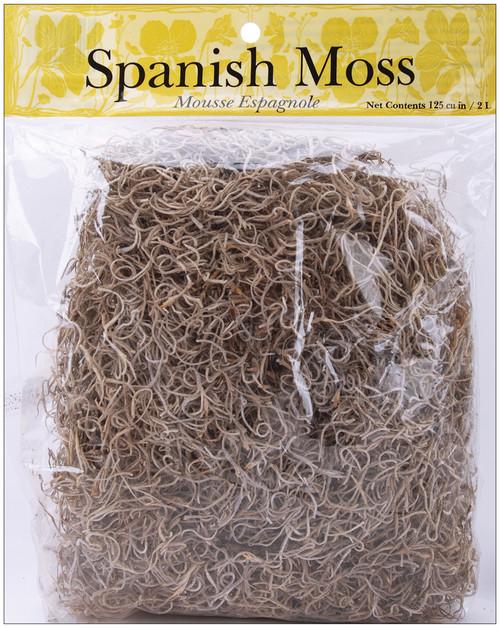 Panacea Spanish Moss 4oz-Natural -21061 - 020708001307
