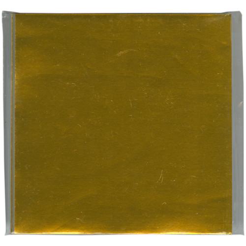 """Origami Paper 3""""X3"""" 100/Pkg-Gold Foil -GL-3 - 762867700027"""