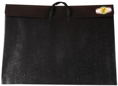 """Dura-Tote Classic Black Portfolio-17""""X22""""X2"""" -V419HBLK - 806509111915"""