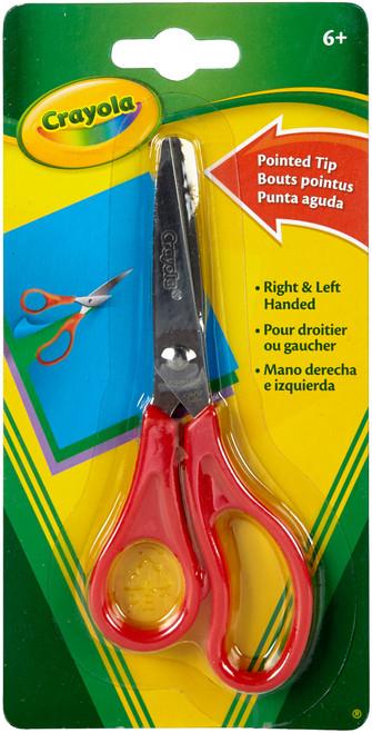 "Crayola Pointed Tip Scissors 5""-69-3010"