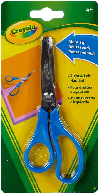 """Crayola Blunt Tip Scissors 5""""-69-3009"""