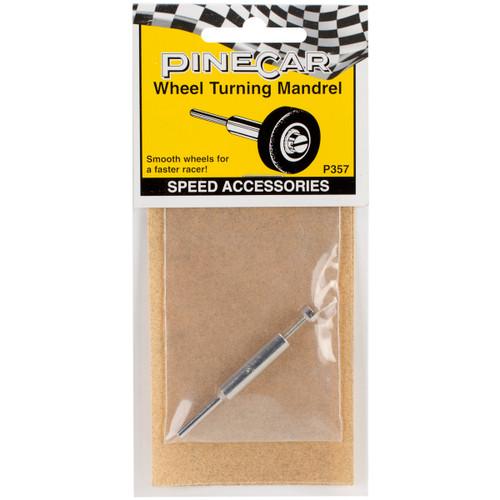 Pine Car Derby Speed Accessories-Wheel Turning Mandrel -P357 - 724771003571