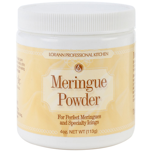 Meringue Powder-4oz -14700800 - 023535147088