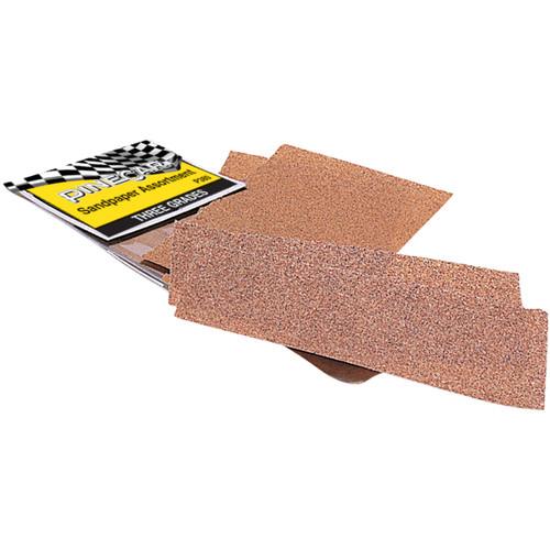 Pine Car Derby Sandpaper Assortment-P380