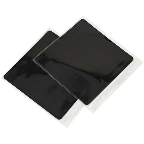 "Tonic Studios Medium Binder Refills 6""X6"" 6/Pkg-Magnetic Sheets W/Plastic Sleeves -345E"