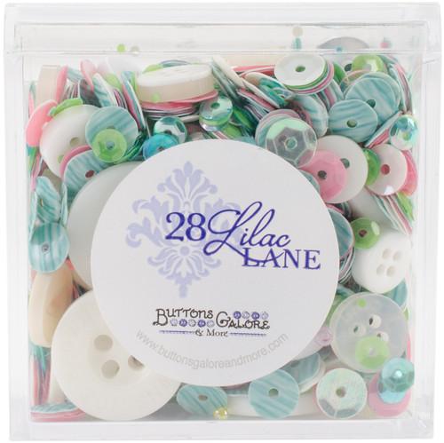 28 Lilac Lane Shaker Mix 75g-Rainbow Unicorn -LL505 - 840934091565