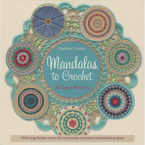 St. Martin's Books-Mandalas To Crochet -SM-83050 - 9781250083050