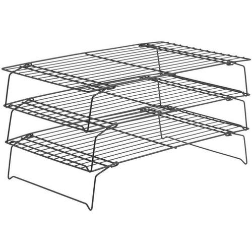 """Perfect Results Non-Stick 3-Tier Cooling Rack-15.875""""X9.875"""" -W56815"""