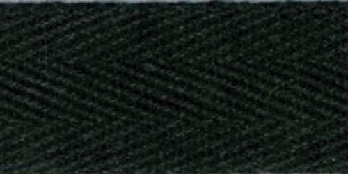 """Products From Abroad 100% Cotton Twill Tape 1""""X55yd-Black -107-25-14 - 3660065263979"""