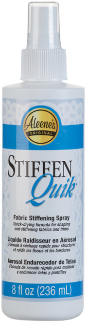Aleene's Stiffen Quik-8oz -33-8 - 017754155818