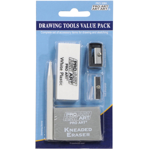 Pro Art Drawing Tools Value Pack-PA308400 - 020268983495