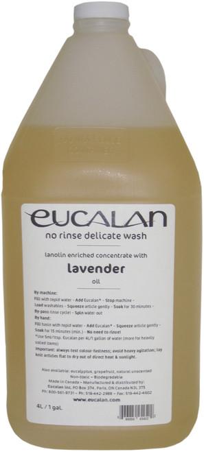 Eucalan Fine Fabric Wash 1gal-Lavender -45452 - 666884454522
