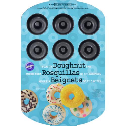 "Doughnut Pan-12 Cavity 13.75""X9.25"" -W2390 - 070896523907"