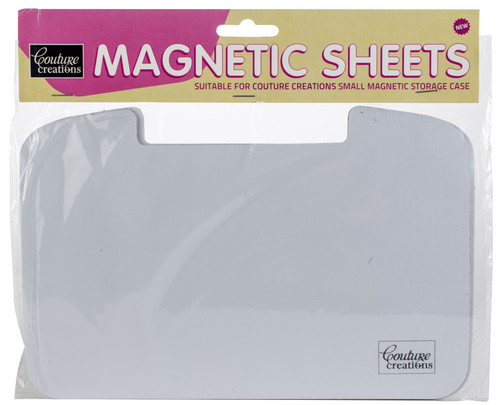 """Couture Creations Magnetic Storage Refill Sheet 3/Pkg-9.4""""X6.2"""" -CO724388 - 9332839025161"""