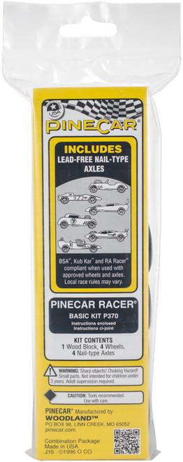 Pine Car Derby Car Kit-Basic -P370 - 724771003700