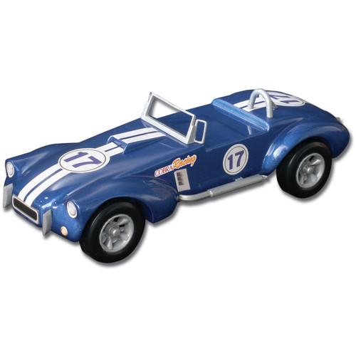 Pine Car Derby Racer Premium Kit-Blue Venom -P3950