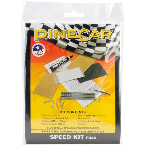 Pine Car Derby Speed Kit-P356 - 724771003564