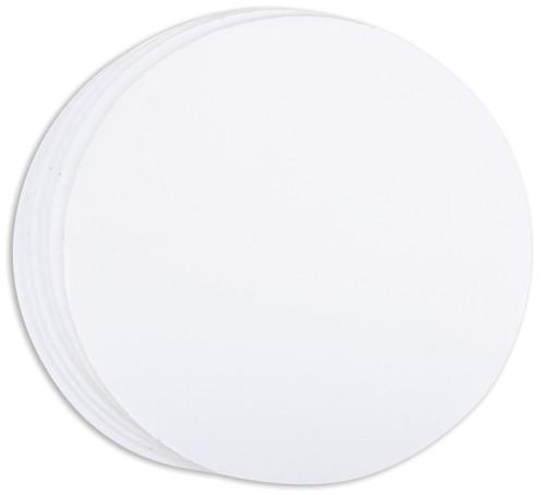 "Cake Boards-14"" Round White 6/Pkg -W2104145"