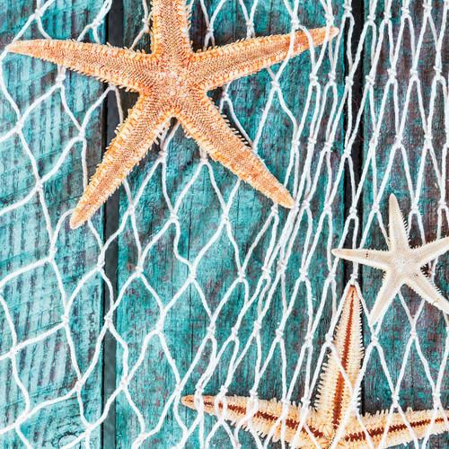 Cotton Fish Net-6'x 6' -DECTN