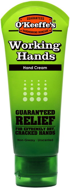 O'Keeffe's Working Hands Hand Cream-3oz -K0290001 - 722510029004