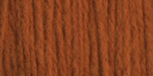 Design Works Craft Yarn 20yd-Brown -100-20