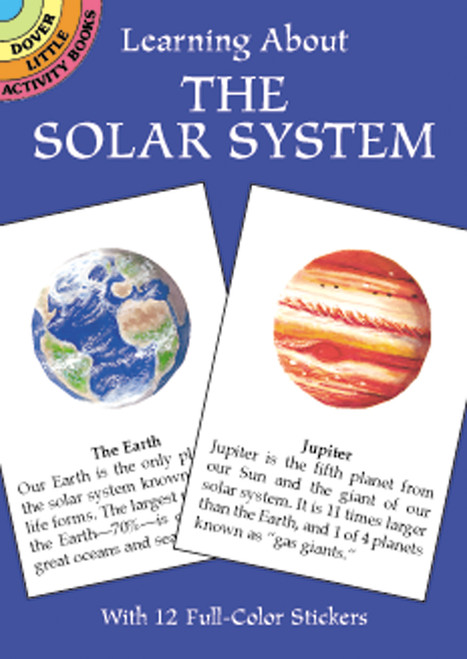 Dover Publications-Learning About The Solar System -DOV-41009 - 8007594100959780486410098
