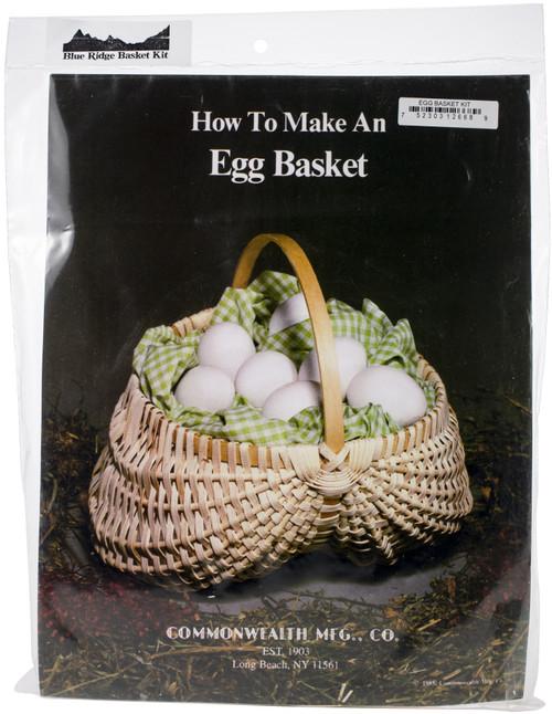 """Blue Ridge Basket Kits-Egg Basket 7""""X7"""" -12668 - 752303126689"""