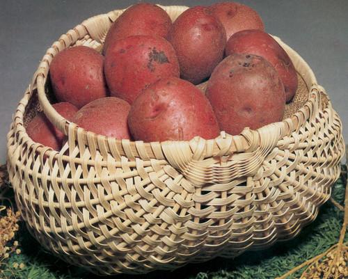 """Blue Ridge Basket Kits-Potato Basket 7""""X12""""X12"""" -12664"""