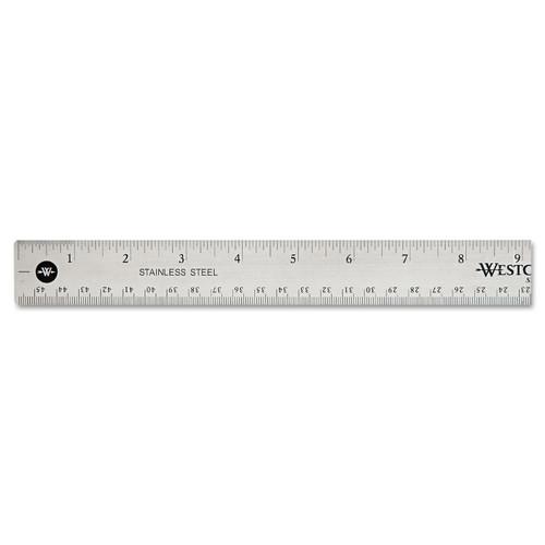 """Metal Ruler 18""""-10417 - 073577104174"""