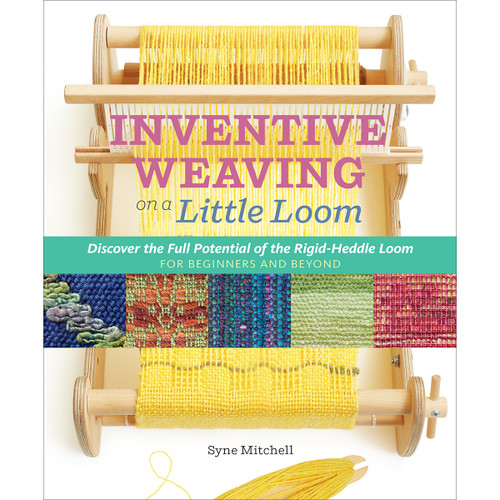 Storey Publishing-Inventive Weaving On A Little Loom -STO-29726 - 9781603429726