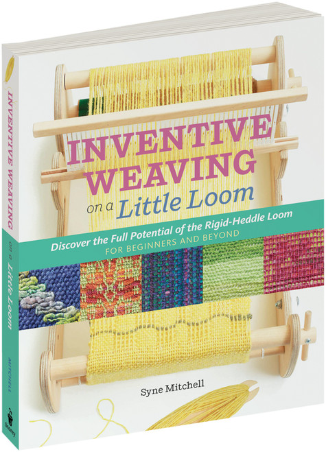 Storey Publishing-Inventive Weaving On A Little Loom -STO-29726