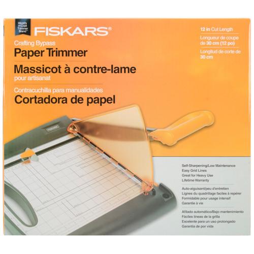 """Fiskars Euro Bypass Trimmer 12""""-1973 - 078484097298"""