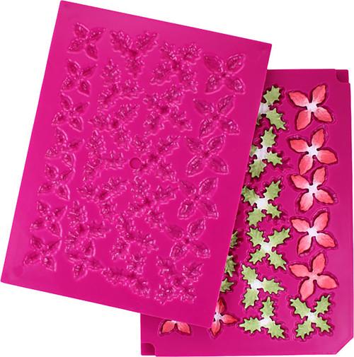 Heartfelt Creations Shaping Mold-3D Poinsettia -HCFB1-463