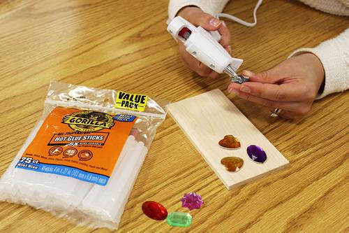 "High-Temp Mini Glue Sticks-.27""X4"" 75/Pkg -3027502"